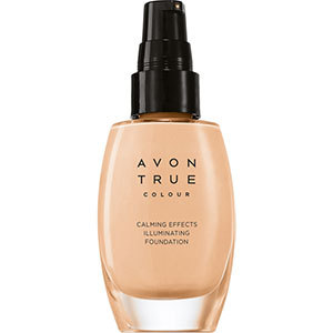 Avon True Colour Calming Effects Beruhigende Foundation