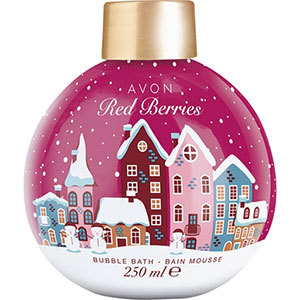 Avon BUBBLE BATH Rote Beeren