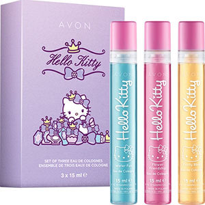 Avon Hello Kitty Eau de Cologne Set