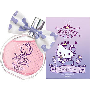 Avon Hello Kitty Candy Dream Eau de Cologne in Geschenkbox