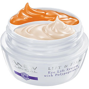 AVON ANEW Clinical Lift & Firm 2-Phasen-Augenpflege