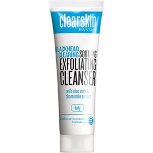Avon Clearskin blackhead clearing Reinigungspeeling 125 ml