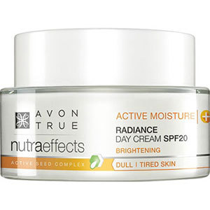 Avon Nutra effects Radiance Tagescreme LSF 20, 50 ml