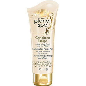 Avon Planet spa Caribbean Escape Gesichtsmassagen-Maske 75 ml