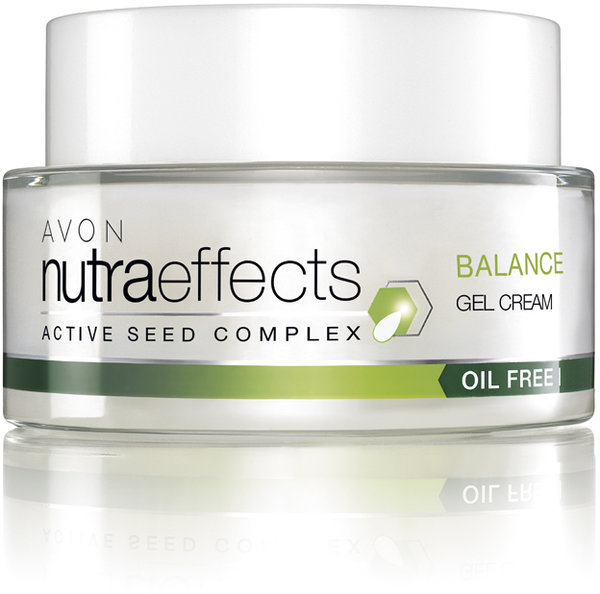 Avon Nutra effects Balance Oil- free 50 ml Nachtcreme