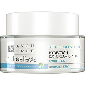 Avon Nutra effects Hydration Tagescreme LSF 15  50 ml