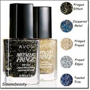 Avon Magic Effects - Nagellack Fringed and Frayed 10 ml