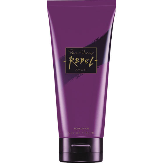 Avon Far Away Rebel Körperlotion
