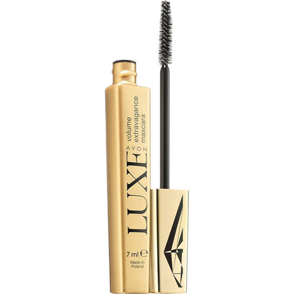 Avon LUXE Volumen-Mascara Limitiere Edition - Caviar Black 7 ml