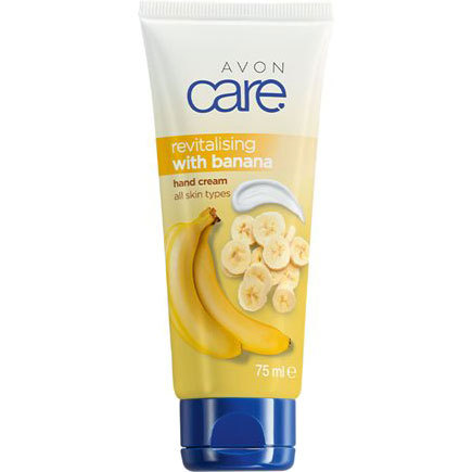 Avon Care Handcreme mit Banane 75 ml