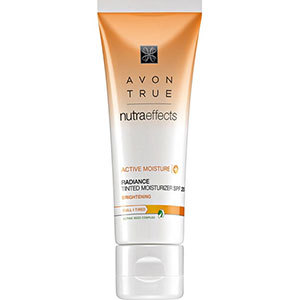 AVON nutra effects Radiance Getönte Tagescreme LSF 20 50 ml