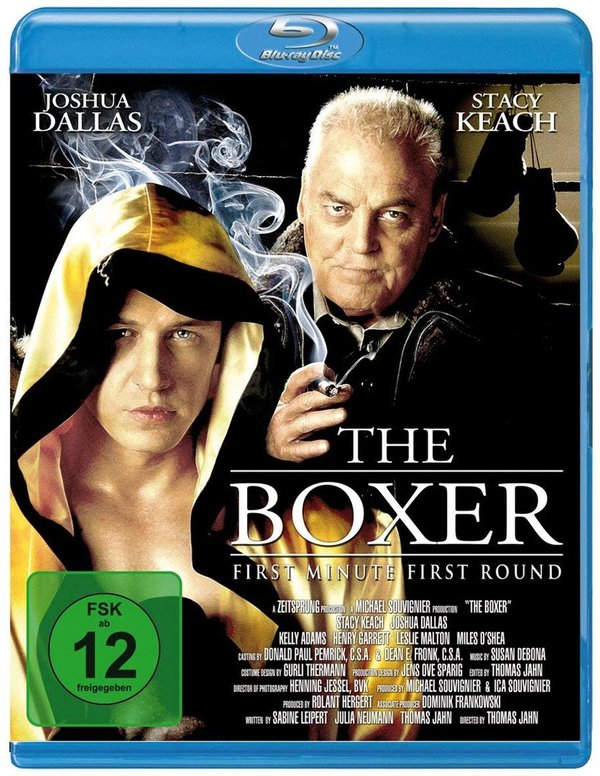 DVD -The Boxer [Blu-ray]