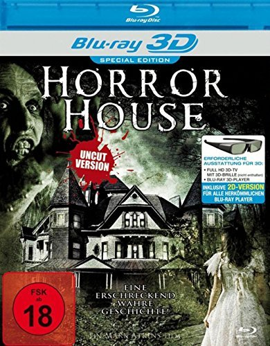 DVD -Horror House [ Real 3D Blu-ray ] [Special Edition]