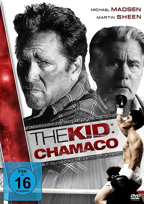 DVD -The Kid Chamaco